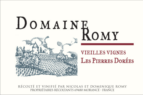 Beaujolais-Rouges-Les-PIerres-Doru00e9es-Domaine-Romy