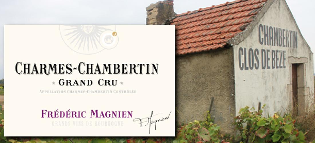 Frédéric Magnien — Burgundy
