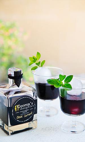 Cooper's Daughters Black Currant Liqueur