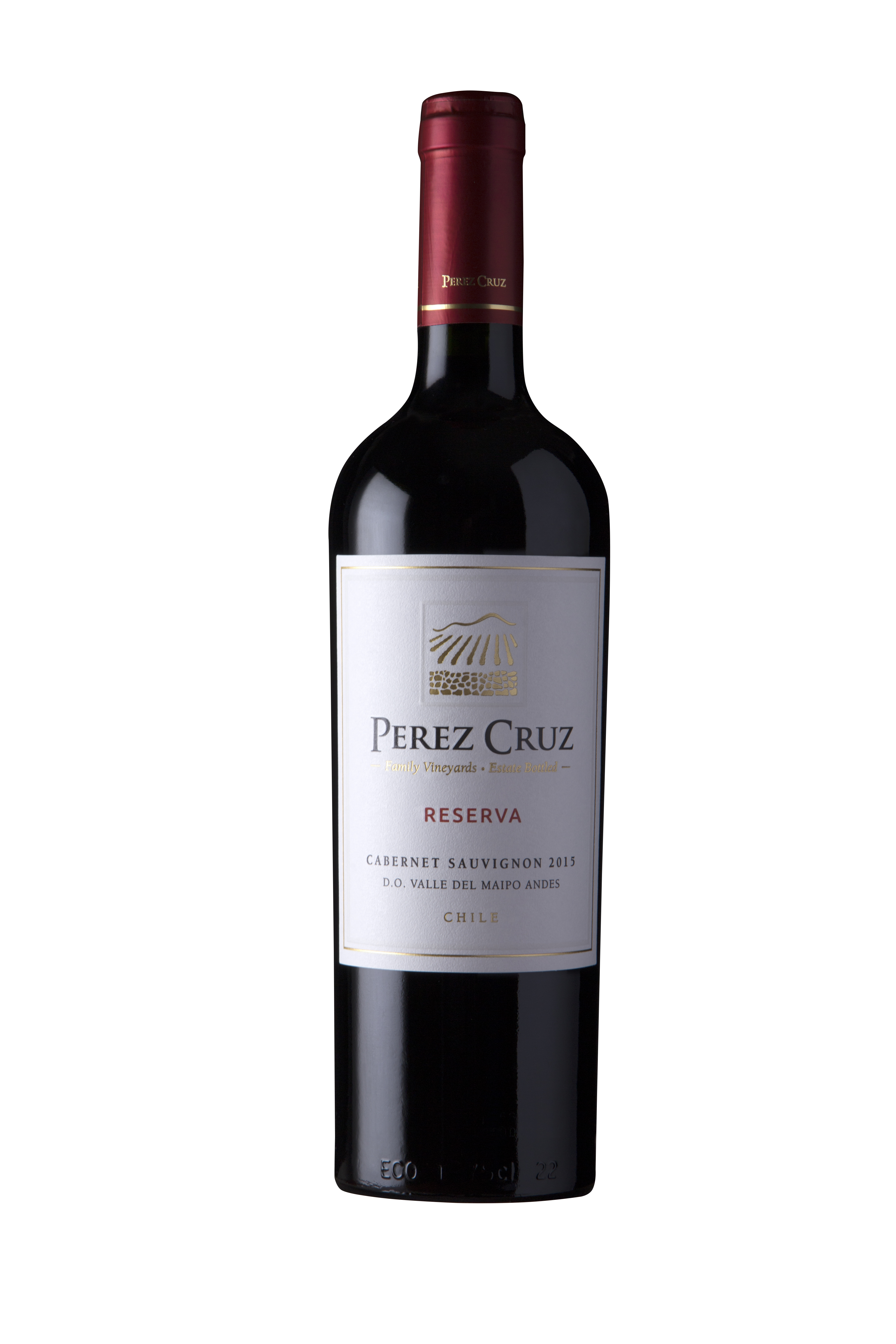 Perez Cruz Reserva Cabernet Sauvignon 2015 750ml 12