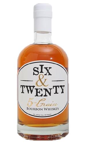 Six & Twenty 5-Grain Bourbon