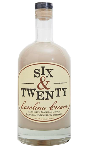Six & Twenty Carolina Cream