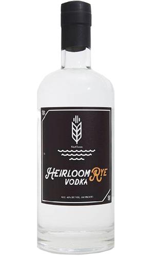 Six & Twenty Heirloom Rye Vodka